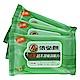 依必朗抗菌超柔潔膚濕紙巾-綠茶清新-10抽3入-6