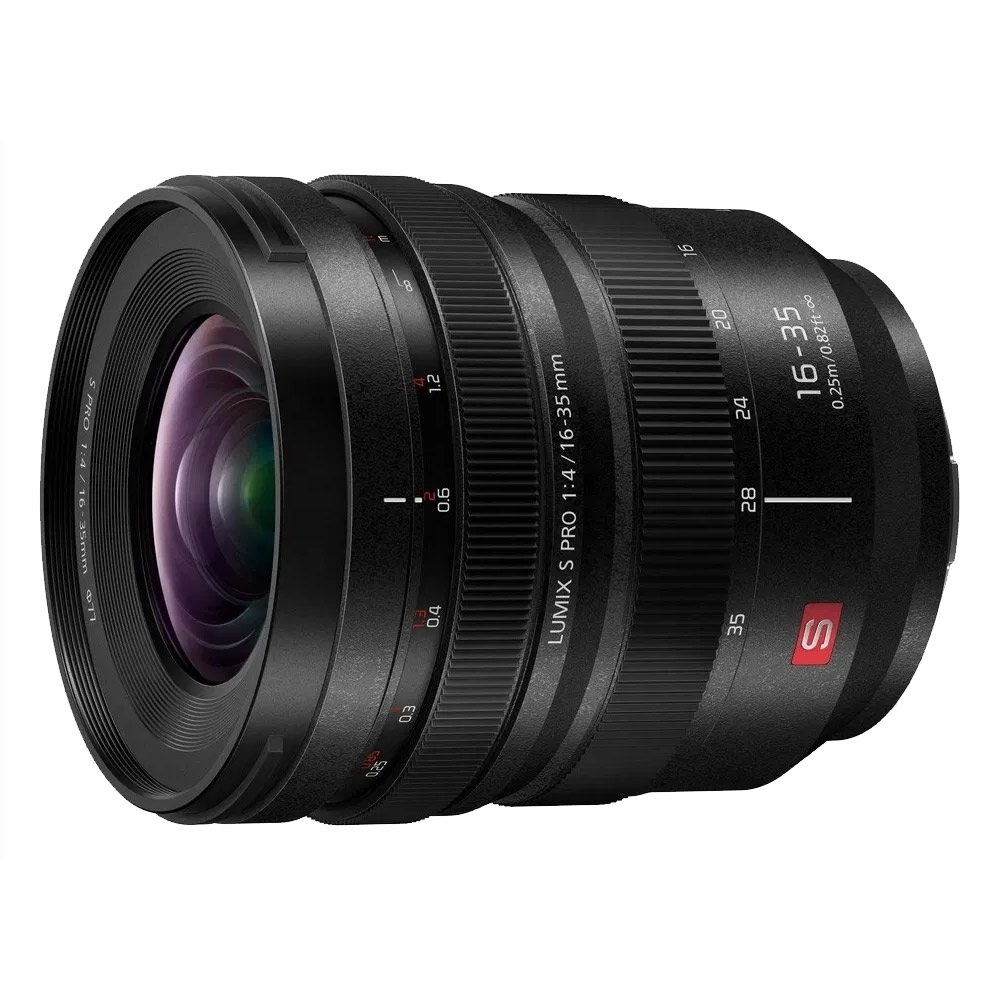 Panasonic LUMIX S PRO 16-35mm F4 廣角變焦鏡頭(公司貨)