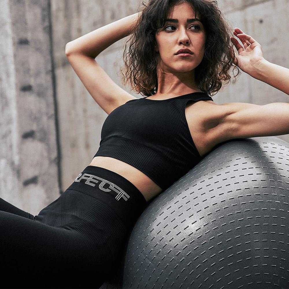 澳洲 YPL|摩斯星紋塑型褲 U型立體提臀更有感