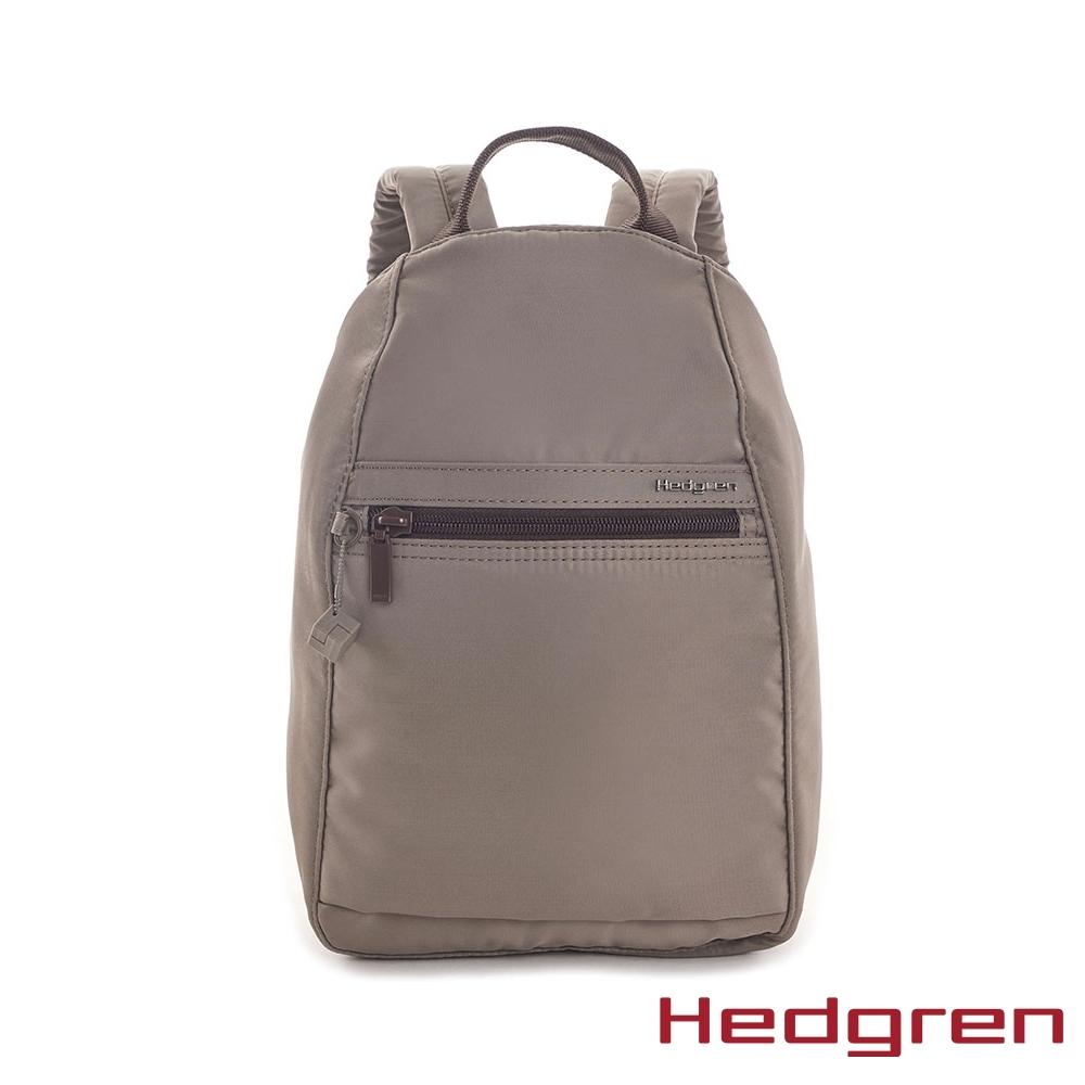 【Hedgren】棕後背開口包 - HIC11 VOGUE