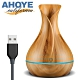 Ahoye 木紋水氧機130mL(USB供電) 加濕氣 香薰機 product thumbnail 1