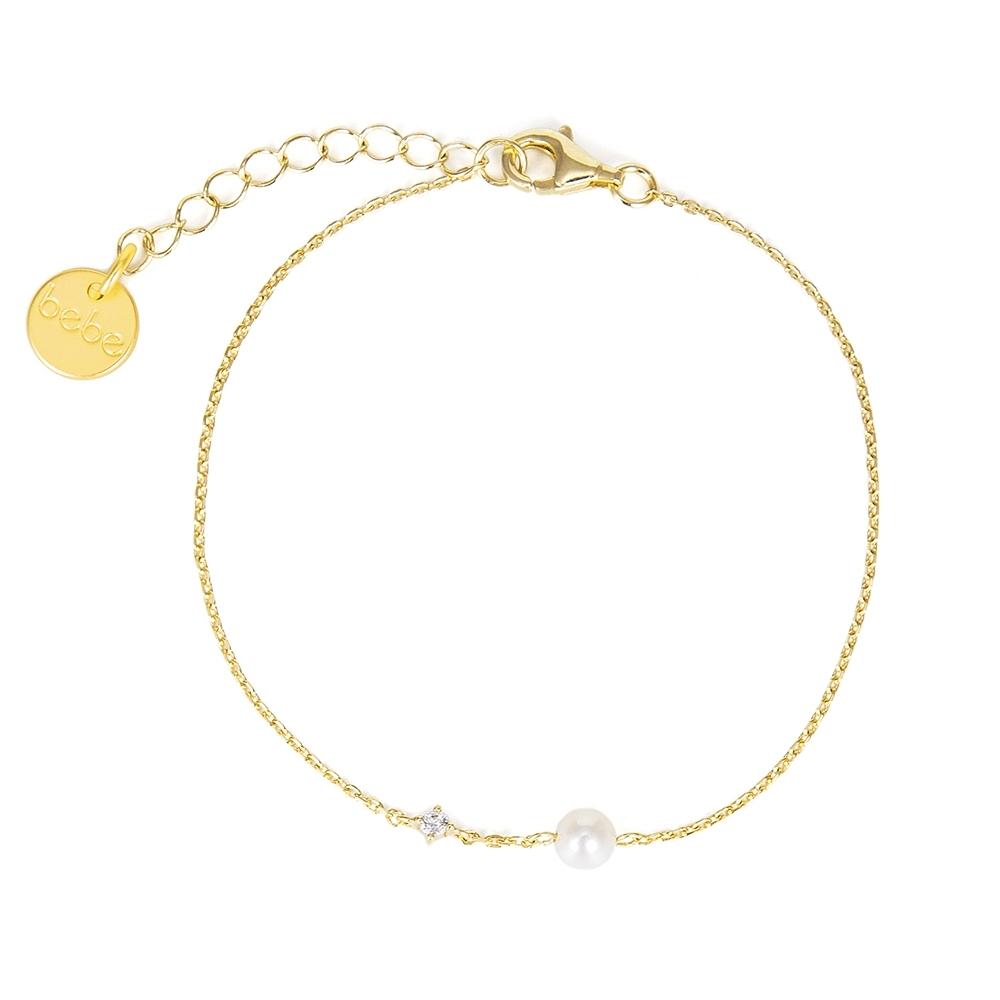 彩糖貝貝925純銀 淡水珍珠 手鍊 親子& 閨蜜 細緻系列