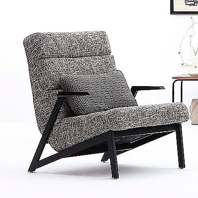 AS-歐拉休閒主人椅-66x85x82cm(附小腰枕)