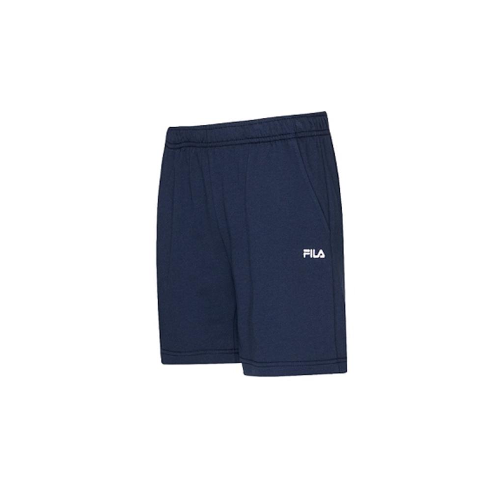 FILA 女短褲-丈青 5SHV-1525-NV