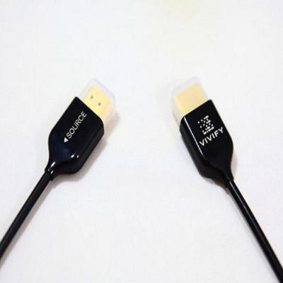 VIVIFY STAR 25ft/7.6米 4K UHD光纖HDMI線 與FIBBR同等級
