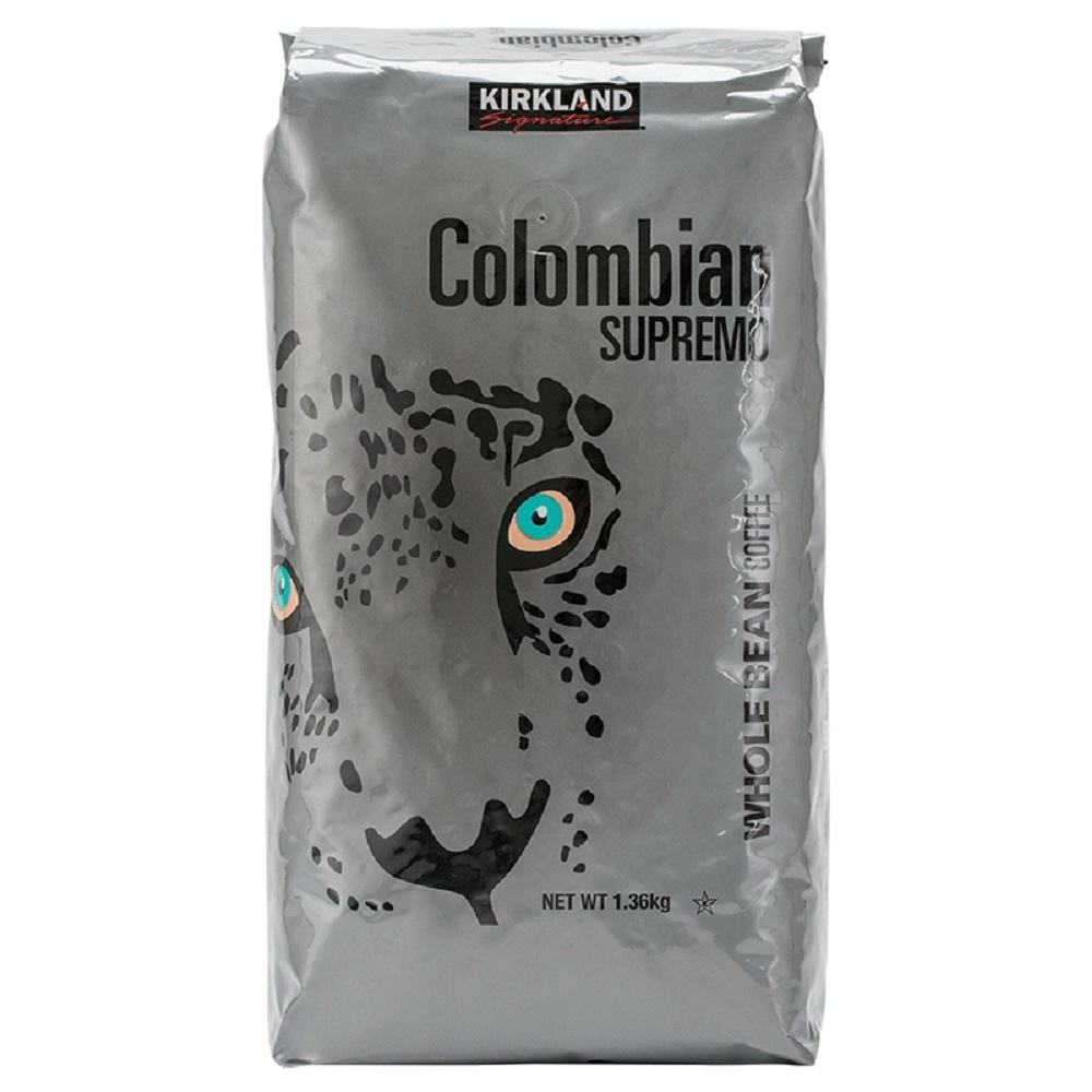 Kirkland Signature 科克蘭哥倫比亞咖啡豆(1360g)