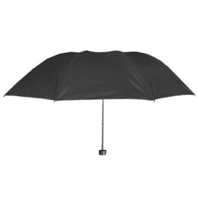 [特價3折] 8骨銀膠晴雨兩用傘2入 (三色)