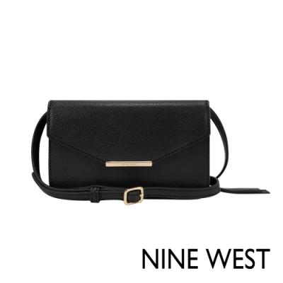 NINE WEST GOTG信封式磁釦迷你包-黑色(106378)