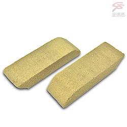 金德恩 台灣製造 二包去汙剋星神奇急救清潔橡皮擦布2條/包
