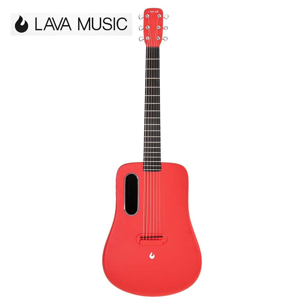 [無卡分期-12期] LAVA ME 2 L2 Freeboost 電民謠吉他 限量紅色款