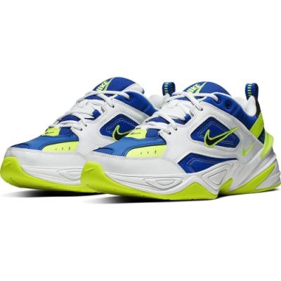 NIKE 老爹鞋 休閒鞋 運動鞋 男鞋 白藍 AV4789105 M2K TEKNO