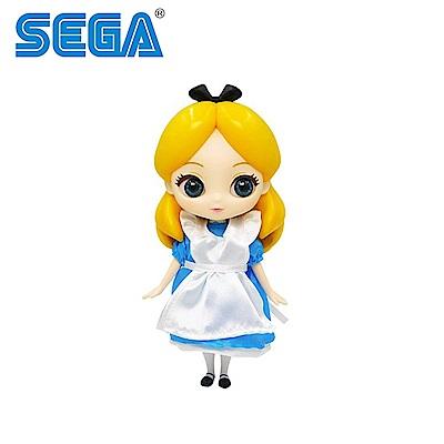 日本正版 愛麗絲夢遊仙境CUICUI DOLL SUPREME 愛麗絲 公仔 259972