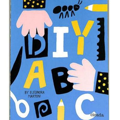 DIY ABC ABC字母手作書