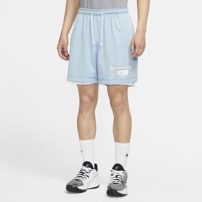 Nike Standard Issue 雙面 男籃球短褲-藍-DA3031440