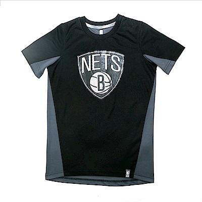 NBA 青少年短袖上衣 籃網隊9K2B7BBAE-NYN