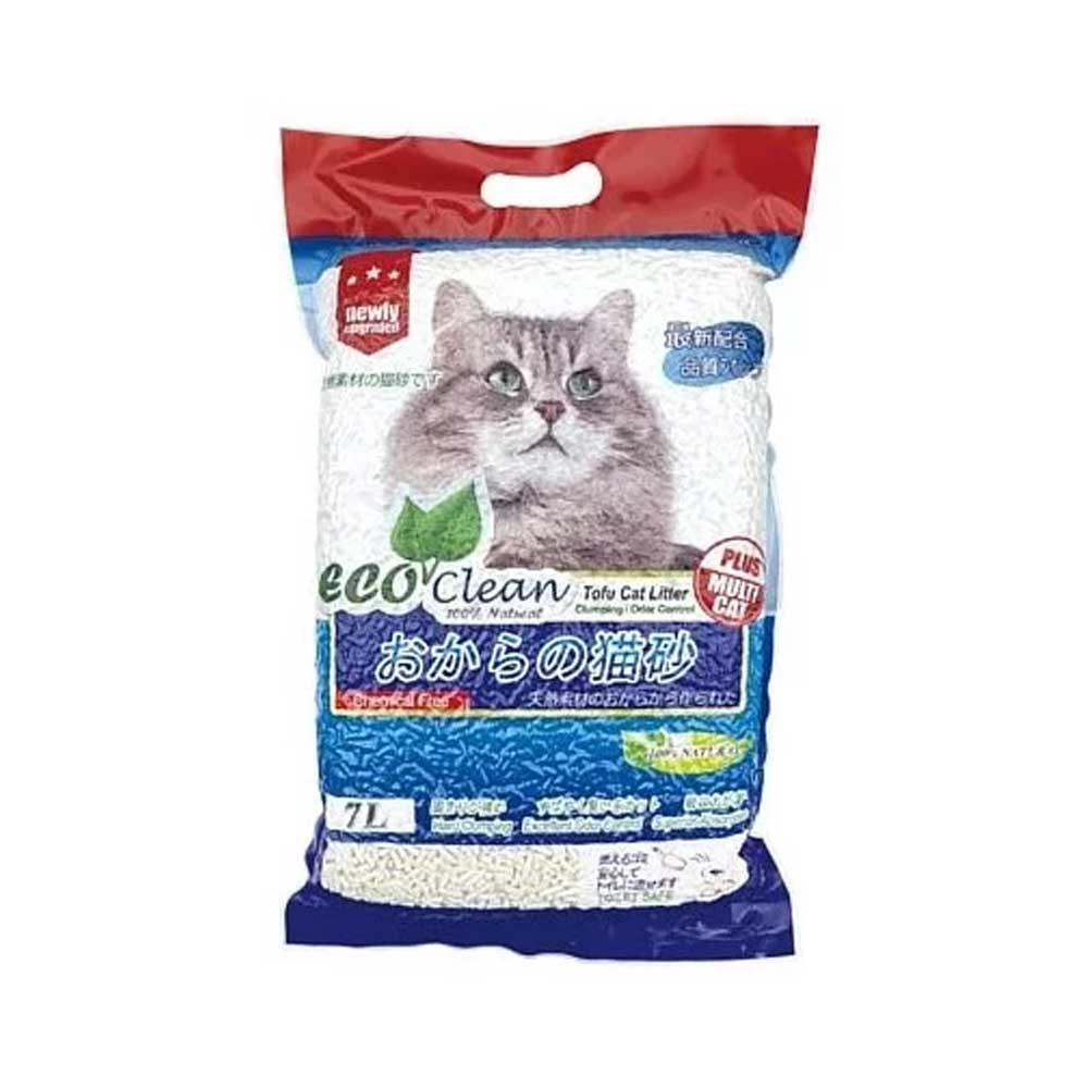ECO艾可 豆腐原味貓砂 7L-單包