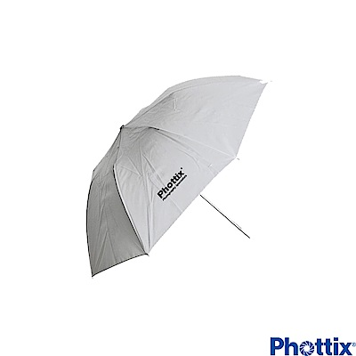 Phottix 101公分 白色透射傘-85360