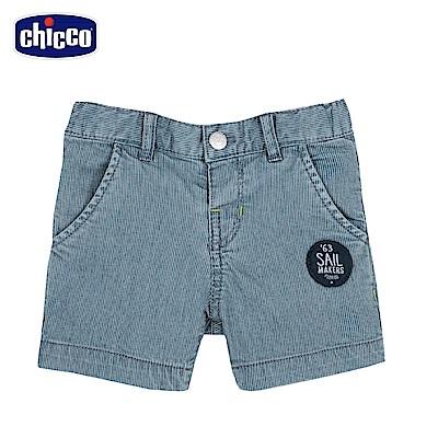chicco-海岸之旅-細條牛仔短褲