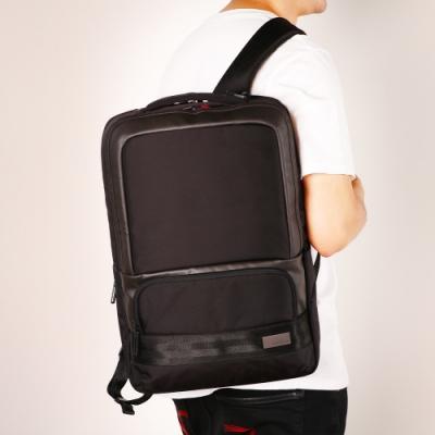 Samsonite RED HO-ONE 智慧型可拆卸筆電收納後背包15.6吋(黑)
