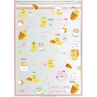 捲心奶油貓可愛生活系列折疊立鏡(大) San-X