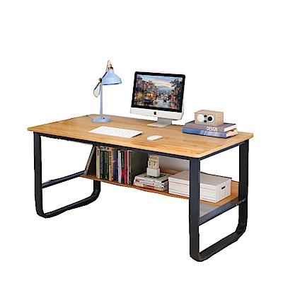 [獨家限定 超低價] lemonsolo多功能加粗DIY組裝電腦桌-120*60公分