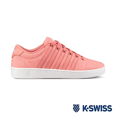 K-Swiss Court Pro II T CMF休閒運動鞋-女-蜜桃橘