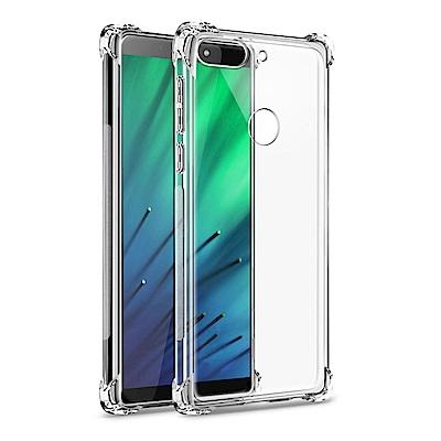 IN7 HTC Desire 12+ (6吋) 氣囊防摔 透明TPU空壓殼 軟殼