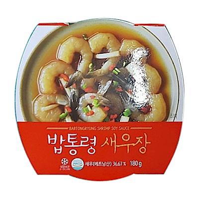 韓味不二-醬油蝦子180g