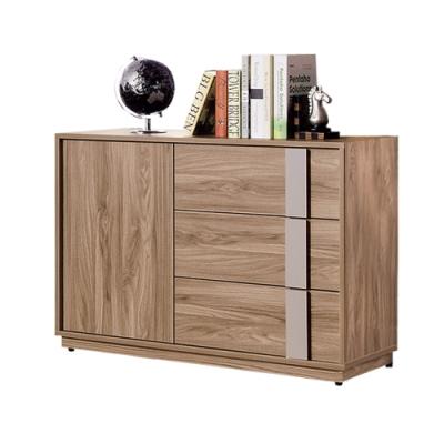 Boden-珊德拉3.6尺三斗櫃/一門三抽收納櫃/置物櫃-109x40x75cm