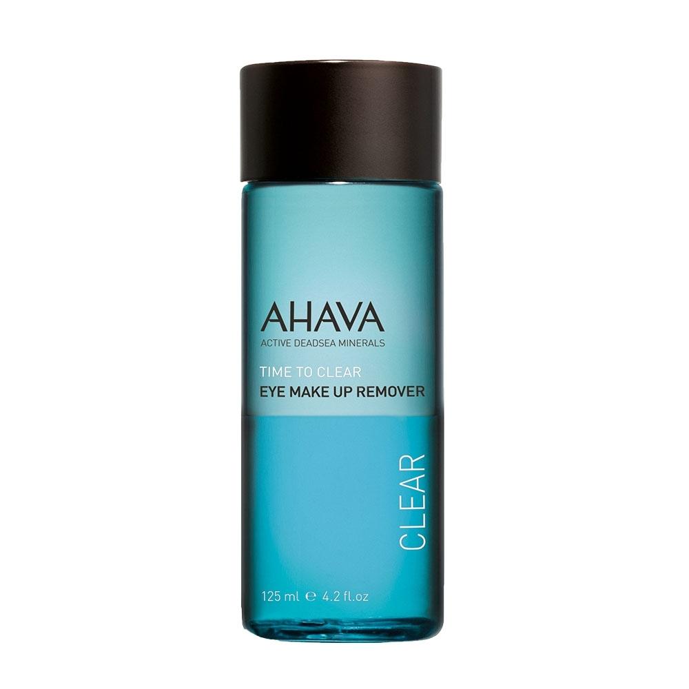 限量特賣 AHAVA礦淨眼唇卸妝液125ml(無外盒)