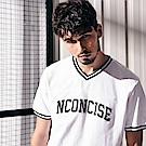 CACO-貼布繡足球衫-男【ONC055】