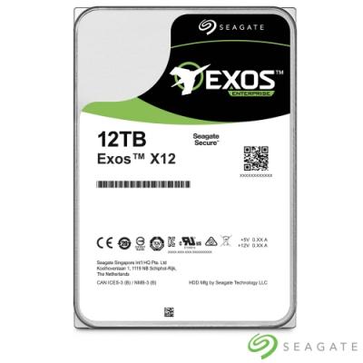 Seagate Exos 12TB SATA 3.5吋 7200轉企業級硬碟