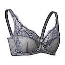 黛安芬-豐挺美型系列 D-E罩杯內衣(迷蹤灰)