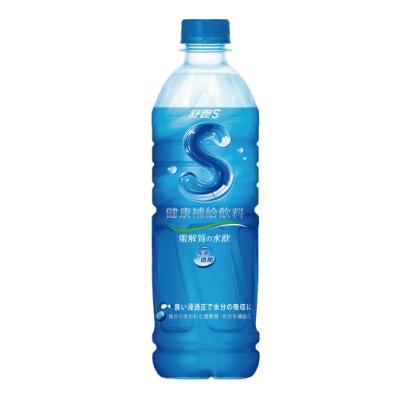 舒跑S 健康補給飲料(590mlx24入)