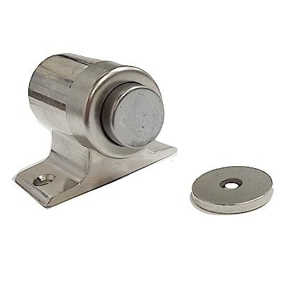 HJ007 (2入) 不銹鋼隱形磁石 門吸/門擋/門止