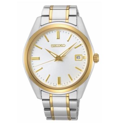 SEIKO 簡約經典時尚腕錶6N52-00A0KS(SUR312P1)