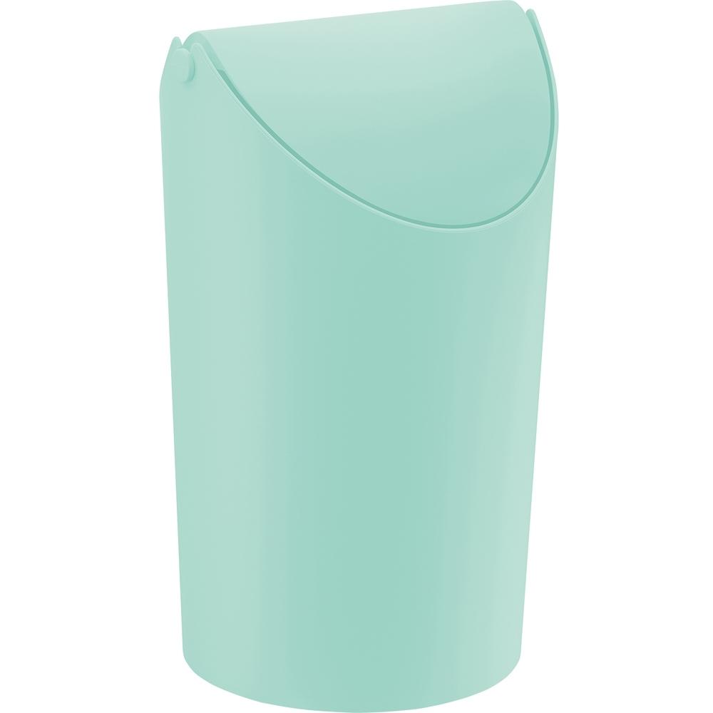 《KOZIOL》Jim垃圾桶(淡綠3.25L)