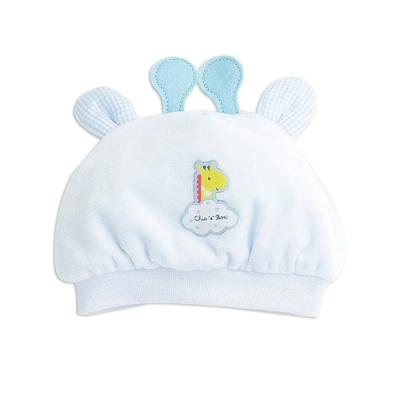 奇哥 長頸鹿造型保暖帽 3-6個月 (2色選擇)