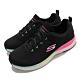 Skechers 休閒鞋 Ultra Groove 寬楦 女鞋 輕量 緩震 透氣 支撐 記憶型泡棉鞋墊 黑 彩 149022WBKMT product thumbnail 2