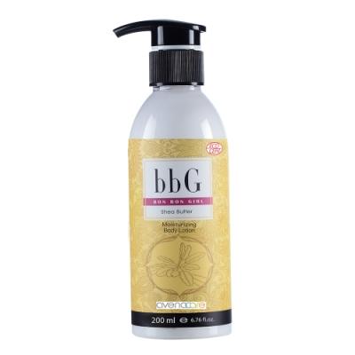 bbG 乳木果燕麥保濕乳液200ml