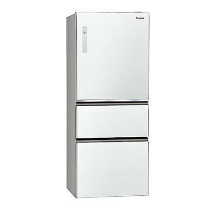 Panasonic國際牌 500L 級變頻3門電冰箱NR-C500NHGS (北北基送安裝)