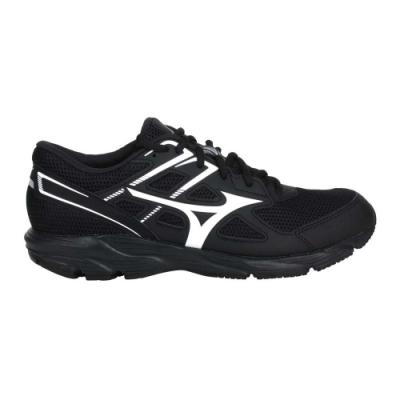 MIZUNO MAXIMIZER 23 男慢跑鞋-WIDE-寬楦 美津濃 K1GA210010 黑白