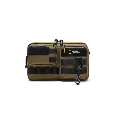 NATIONAL GEOGRAPHIC MCKINLEY hip sack  腰包 狩獵棕-N211AHI050181