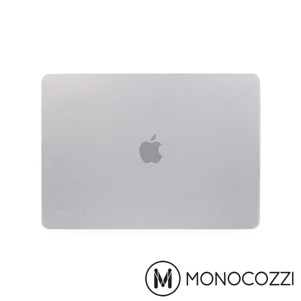 "MONOCOZZI 半透明保護殼MacBook Pro 13"" (USB-C)-霧面白"