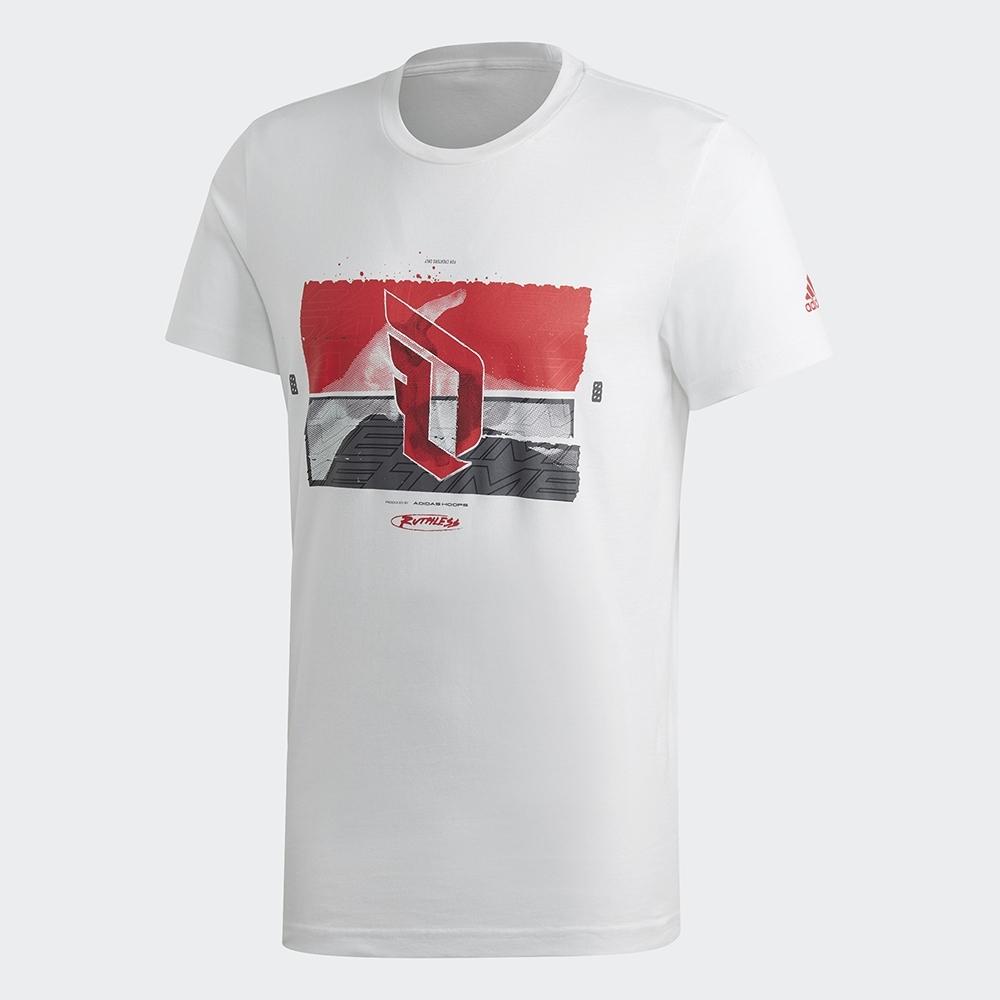 adidas DAME 短袖上衣 男 GD6598 @ Y!購物
