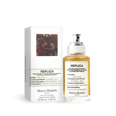 Maison Margiela REPLICA Jazz Club 爵士俱樂部淡香水 30ml