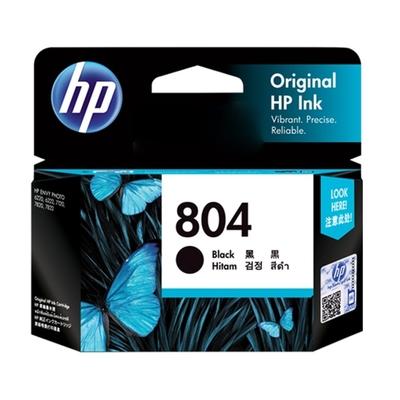 HP T6N10AA 原廠黑色高容量墨水匣 NO:804