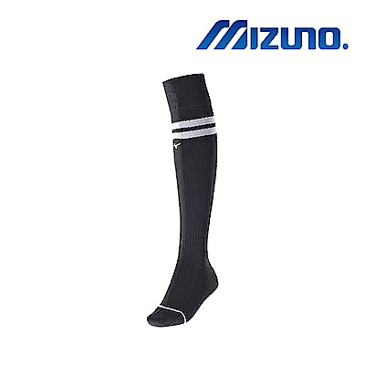 Mizuno 美津濃 少年足橄襪4入 黑白 P2TX8A0291
