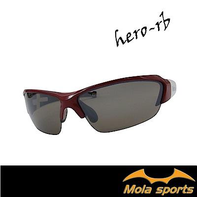 MOLA摩拉運動太陽眼鏡 Hero-rb UV400 男女可戴 頂級耐磨鏡片