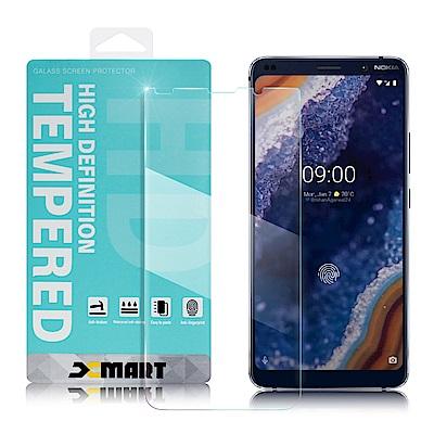 Xmart for Nokia 9  薄型 9H 玻璃保護貼-非滿版